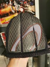Oakley beanie industrial leather hat rare collector Vintage