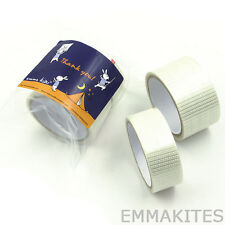 Kite Sail Tear Repair Tape Patch 3.5CM Airtight Waterproof in One Roll 9.5M