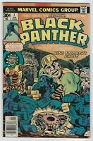 Black Panther #1 (1977, Marvel) Premiere Issue, Jack Kirby, VG/VG+