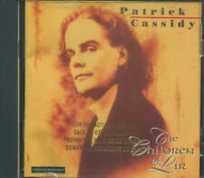 Patrick Cassidy The Children of Lir CD (1993, Son Records, Promotional Copy) VG