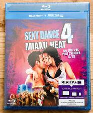 Blu ray SEXY DANCE 4 MIAMI HEAT neuf
