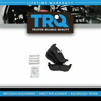 TRQ Rear Premium Posi Semi Metallic Disc Brake Pads for Ford Lincoln New