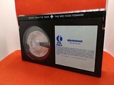 Breakdance The Movie - BETA Cassette Tape 1984