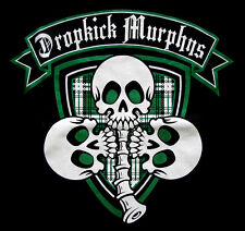 Parche imprimido, Iron on patch, /Textil sticker, Pegatina/ - Dropkick Murphys