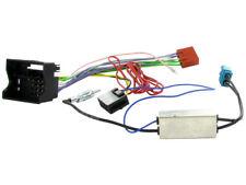 AUDI A4 Radio CD Estéreo Unidad Central ISO cableado Cable Adaptador ct20au02