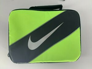 Nike Classic Insulated Storage Lunch Box Tote Volt 9A2663
