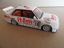 14H Minichamps BMW 325I E36 DTM 1990 # 10 Becker 1:43
