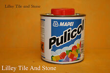 Mapei Pulicol 2000, Paint,  Adhesive and Epoxy Grout Residue Remover 0.75KG drum