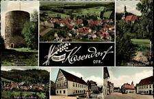 Kasendorf più immagine biglietto 1966 andate Magnus Torre Chiesa villaggio partita tra l'altro