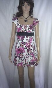 JANE NORMAN Summer Dress. Pretty Evening / Casual Wear. SIZE 10