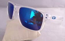 gafas de sol modelo wayfarer transparente cristal azul  retro espejadas
