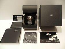 RADO Sintra XXL Jubile Diastar Automatic Watch Diamonds Ceramic Ref. 629.0663.3