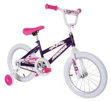 Dynacraft Magna Starburst Girl's Bike (16-Inch Purple/White/Pink) Beautiful Gift