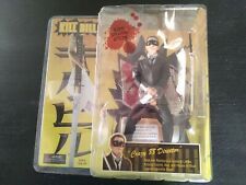 Kill Bill Action Figure Crazy 88 Director Super Rare New Sealed Carded Figure