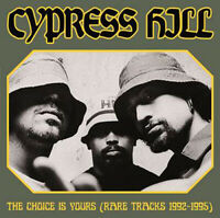 CYPRESS HILL - The Choice Is Yours (Rare Tracks 1992-1995) vinyl lp  TVPA1309