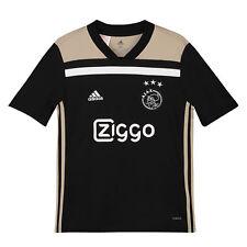 Ajax Offizielles Auswärtstrikot 2018-19 Hemd Kinder adidas Fußball Kurzarm