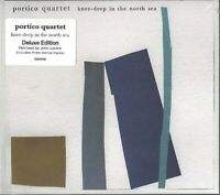 PORTICO QUARTET / KNEE-DEEP IN THE NORTH SEA * NEW PAPERSLEEVE CD 2010 * NEU *