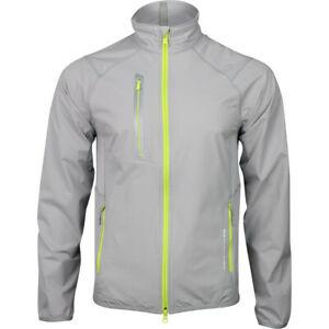 RLX Golf Ralph Lauren Par Windbreaker Jacket, Grey, Size: Medium RRP £190 BNWT