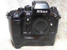 RARE NIKON F4E 35MM FILM CAMERA BODY MB23 BATTERY PACK *EXCELLENT*