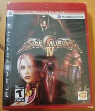 Soul Calibur IV Greatest Hits (Sony PlayStation 3, 2008) Darth Vader