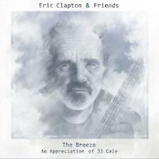ERIC CLAPTON AND FRIENDS THE BREEZE An Appreciation of J.J. Cale CD NEW