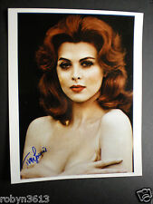 "SIGNED BEAUTIFUL & SEXY PHOTO TINA LOUISE -PLAYED GINGER IN ""GILLIGAN'S ISLAND"""