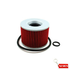 Oil Filter For KAWASAKI ZZR250 ZG1200 GT550 GPX600R KZ1000P ZRX1100 ZZR1200