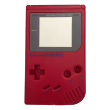 ZedLabz housing shell case repair kit for Nintendo Game Boy DMG-01 zero red wine