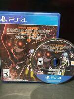 Sword Art Online: Fatal Bullet PlayStation 4, 2018 PS4 Free Shipping