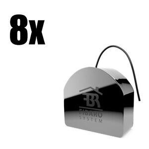 FIBARO - MixPack of 8 Fibaro Z-Wave Plus Modules