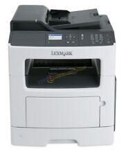 Stampante Laser Lexmark Mx317dn fronte Retro Scanner rete 33 ppm 51b2000