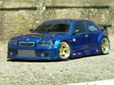 0020 - Carrozzeria body RC 1/10 BMW M3 drift touring rally legend+spoiler