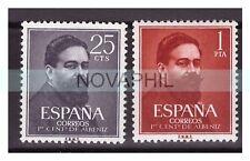 SPAGNA 1960  -  ISAAC  ALBENIZ  -   SERIE NUOVA  **
