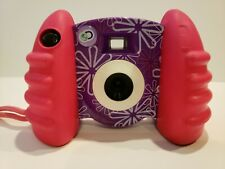 Discovery Kids Digital Camera and Video Rough n Tough Pink In Color  Nice