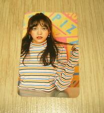 I.O.I IOI 2nd mini Album Miss Me SeJeong Photo Card Official Produce 101