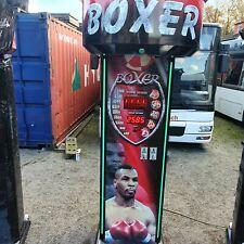 Boxautomat Schausteller Spielautomat Sport Fitness Gym Fitnessgeräte