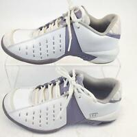 Wilson Pro Staff Tennis Athletic Shoes Tie DST02 S1414 Womens Size 7.