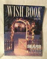 1995 Sears Roebuck Holiday Wish Book Catalog Christmas Catalog