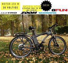 Bicicleta electrica MTB Soonerbike LiFePO4 36v 10ah Tektro entrega 24 horas