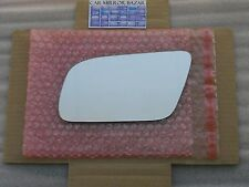 685LFH Audi HEATED Mirror Glass +BACKPLATE A4 A6 A8 S4 S6 S8 Driver Side Left LH
