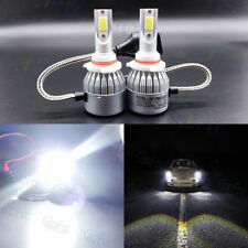 9005 HB3 6000K White 8000LM CREE LED Headlight Bulbs Kit High Low Beam Headlamp
