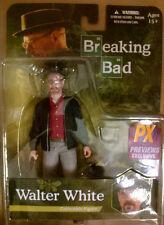 """""""BREAKING BAD"""" WALTER WHITE """"HEISENBERG""""  ACTION FIGURE RED SHIRT VARIANT 2013"""