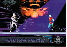 BATMAN FLEER ULTRA 95 ACCLAIM VIDEO CARD G1