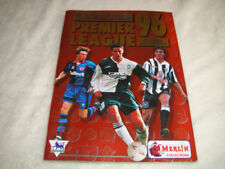 Football Complete 1996 Season Sports Stickers, Sets & Albums