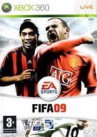 Fifa 09 (Xbox 360) - Free Postage - UK Seller