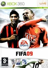 FIFA 09 (Xbox 360) - Envoi Gratuit-Vendeur Britannique