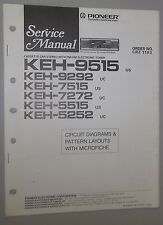 pioneer cassette keh in tv home audio accessories ebay rh ebay ie