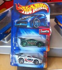 Hot Wheels TOYOTA MR2 LOT  2004 First Editions #38 Tooned NMCs JDM Import Tuner