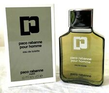 Paco Rabanne pour Homme edt Vintage pre barcode OLD VERSION