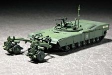 M1 Panther Ii Mine Clearing Tank 1:72 Plastic Model Kit TRUMPETER